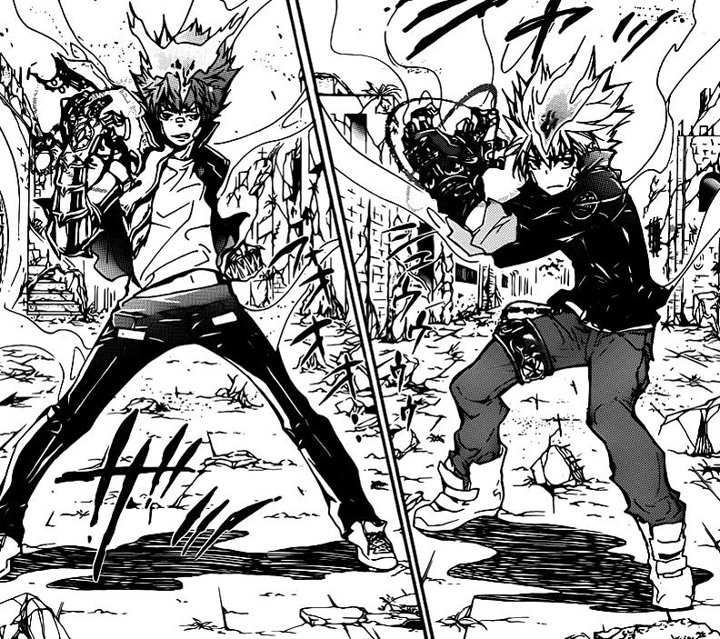 Everything Anime Reborn Katekyo Hitman Hitman Reborn Reborn Manga