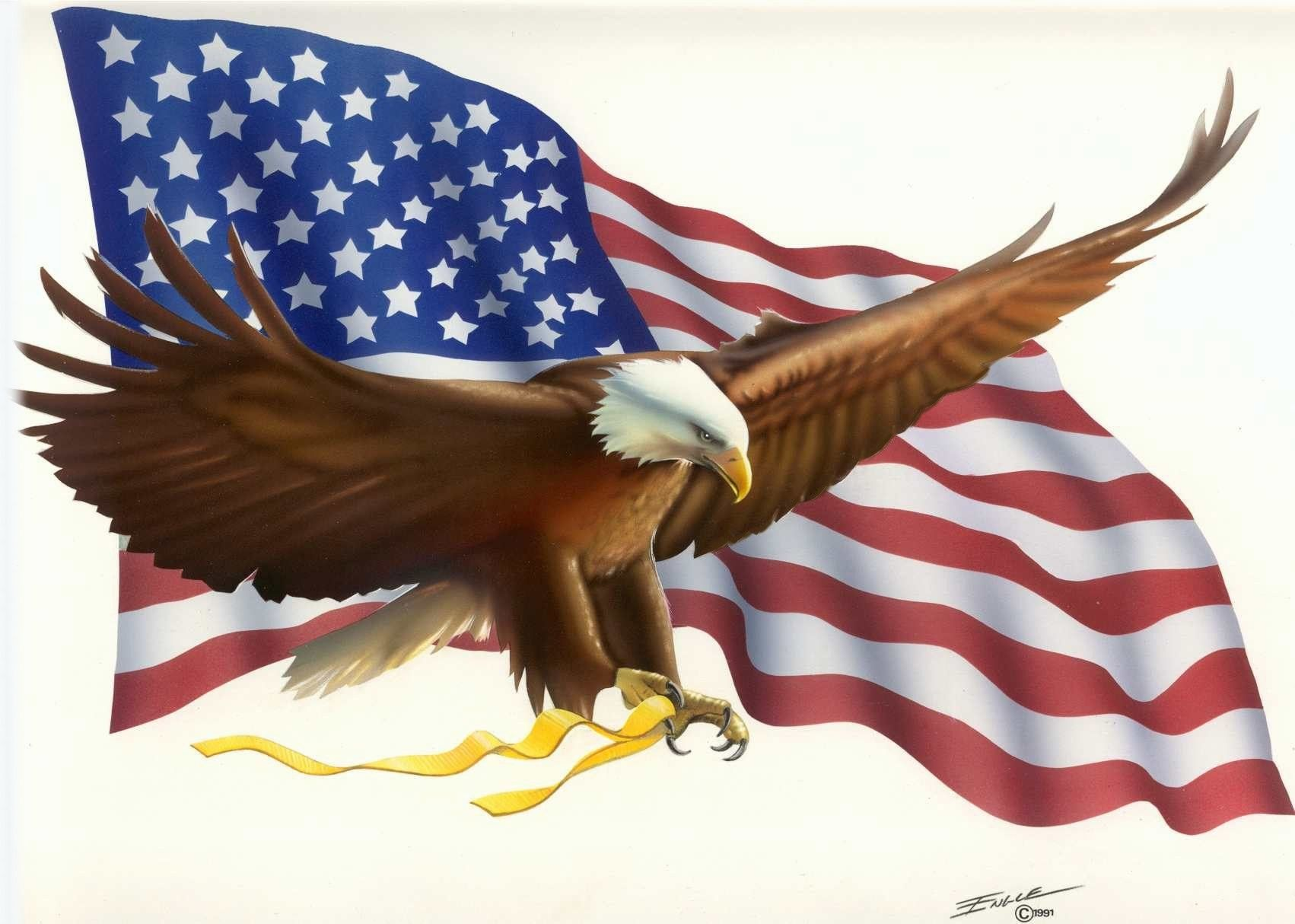 God bless americathe american flag and the american bald eagle god bless americathe american flag and the american bald eagle enduring symbols biocorpaavc