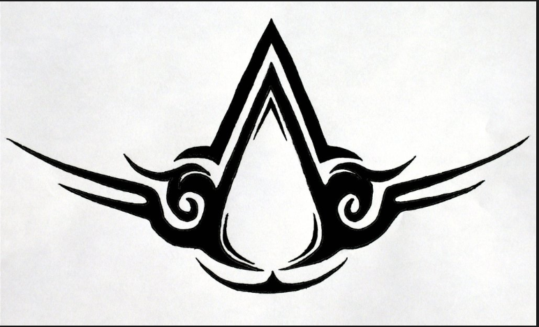 Tribal Assassin Assassins Creed Assassins Creed Tattoo Assassins Creed Symbol