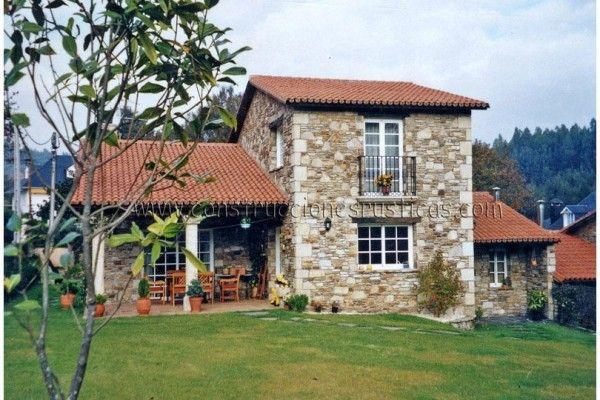 Casas increibles en construcciones rusticas gallegas 47 600 400 tas evler - Rusticas gallegas ...