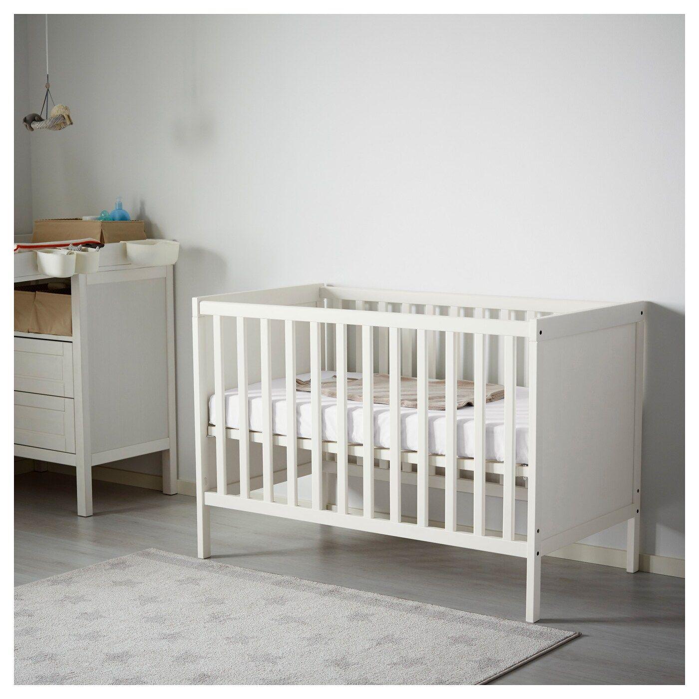 Sundvik Babybett Weiss Ikea Krippe Ikea Babybett Und Babybett