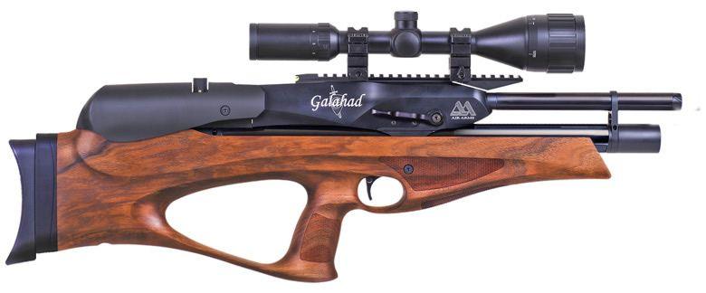 Galahad Bullpup, lo nuevo de Air Arms | SHOT Show 2016