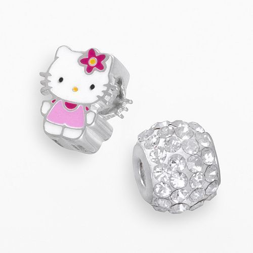 New #authentic hello #kitty sterling charm bead set #with/without pandora bracele,  View more on the LINK: http://www.zeppy.io/product/gb/2/142009455584/