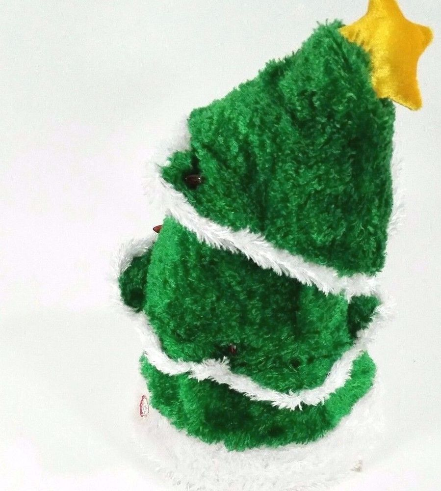 Who Sang Rockin Around The Christmas Tree.Details About Dan Dee Animated Christmas Tree Hat Sings