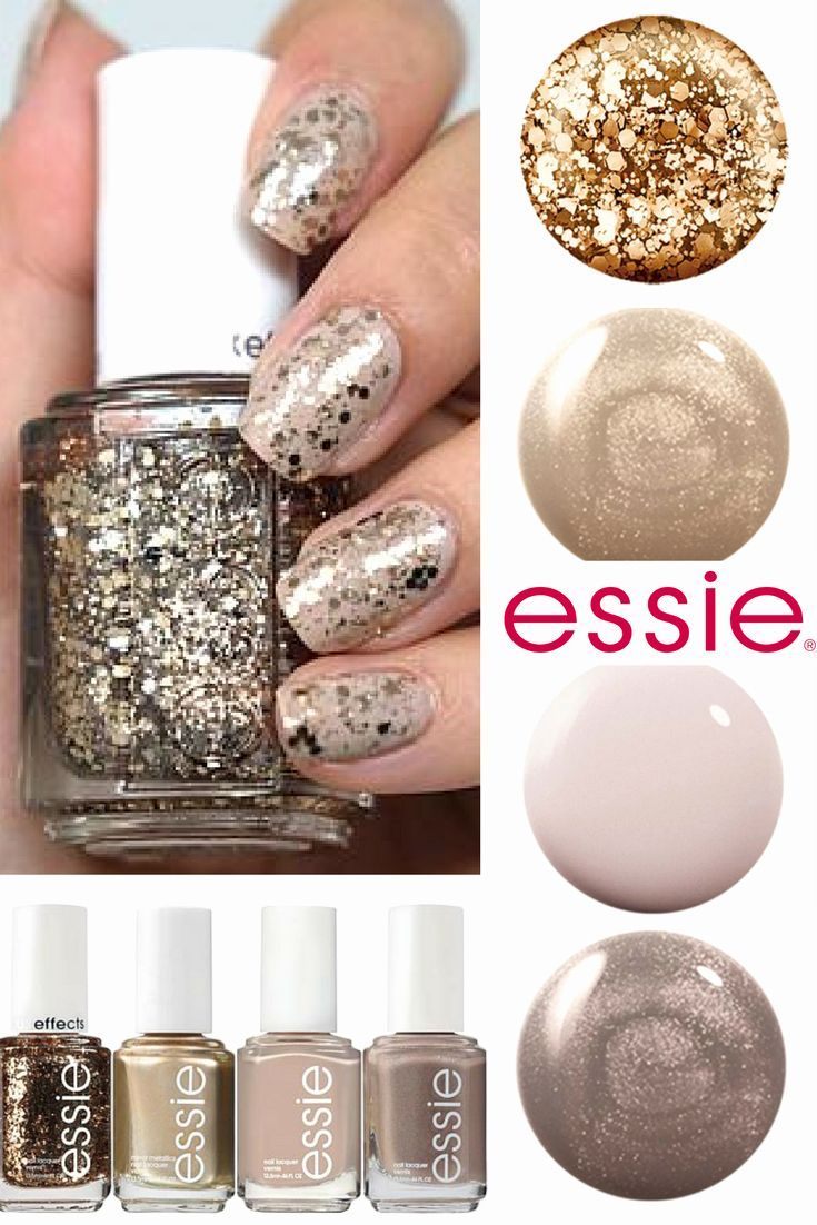 Opi Nail Polish Gift Set Lovely Essie Champagne Nail Gift Set Pretty Colors with A Sparkle
