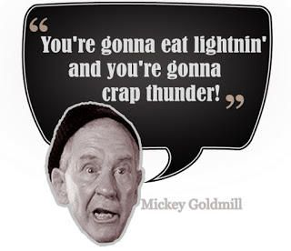 Mickey Goldmill Mike Tyson Quotes Movie Quotes Famous