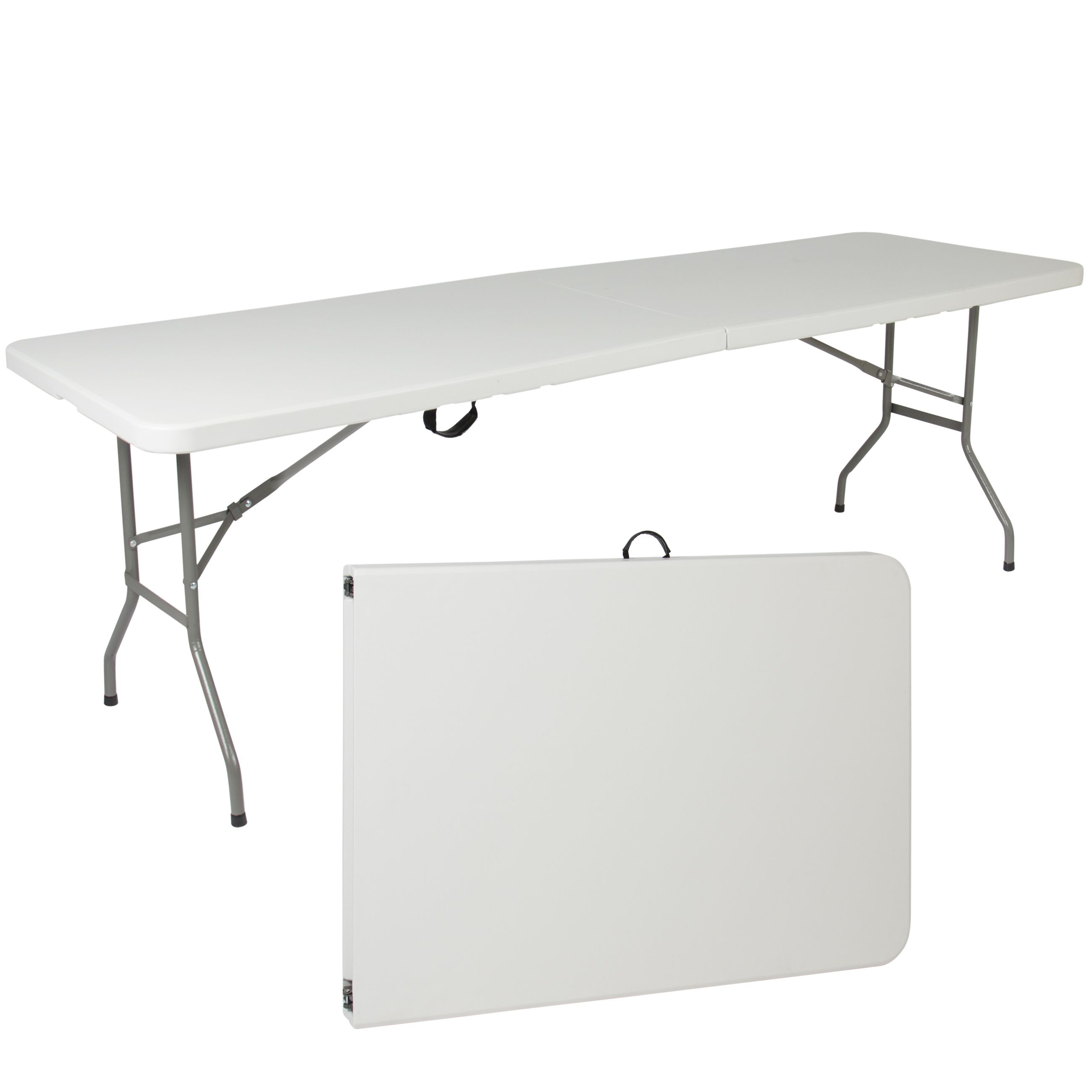 Best Choice Products Is Proud To Present This Brand New 8 Ft Table Great For Hosting Parties And Whenever Family Or Friends Are Invited