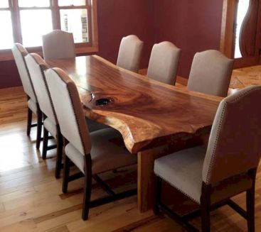 60 Best Inspire Farmhouse Dining Room Table and Decor Ideas images