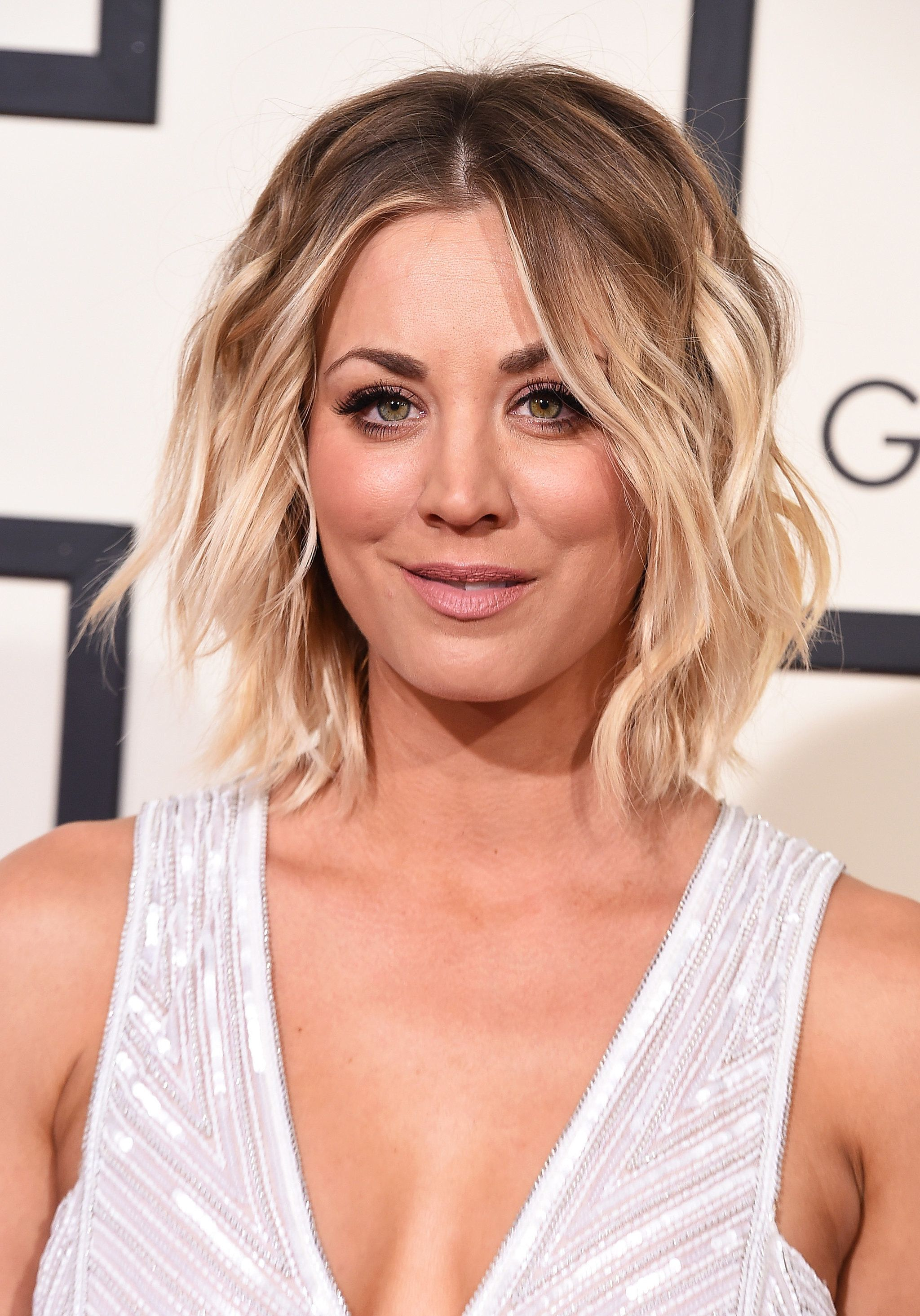 Kaley Cuoco Celebrity Makeup Hair Pinterest Hair Styles
