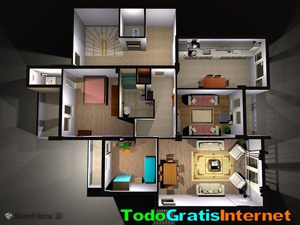 Programa para dise o de interiores gratis gratis pinterest dise o de interiores - Programa diseno interiores ikea ...
