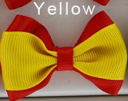 Yellow hairbows- up and coming in late August 2015