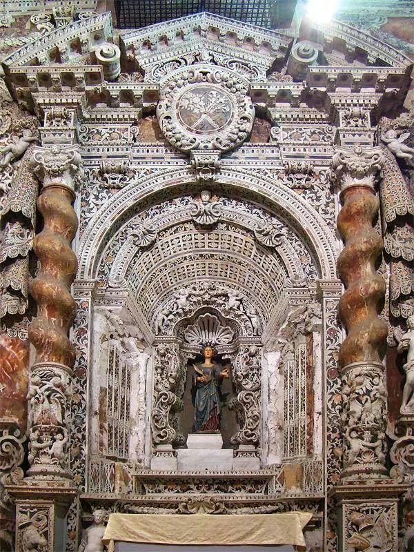 Chiesa di Santa Maria Vaverde Palermo Sicilia