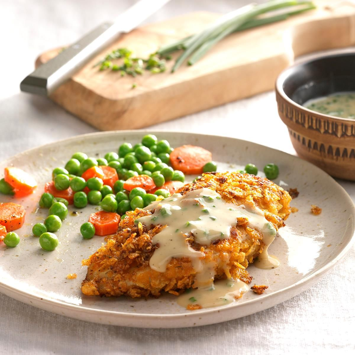 Country Chicken With Gravy Recipe With Images Food Recipes