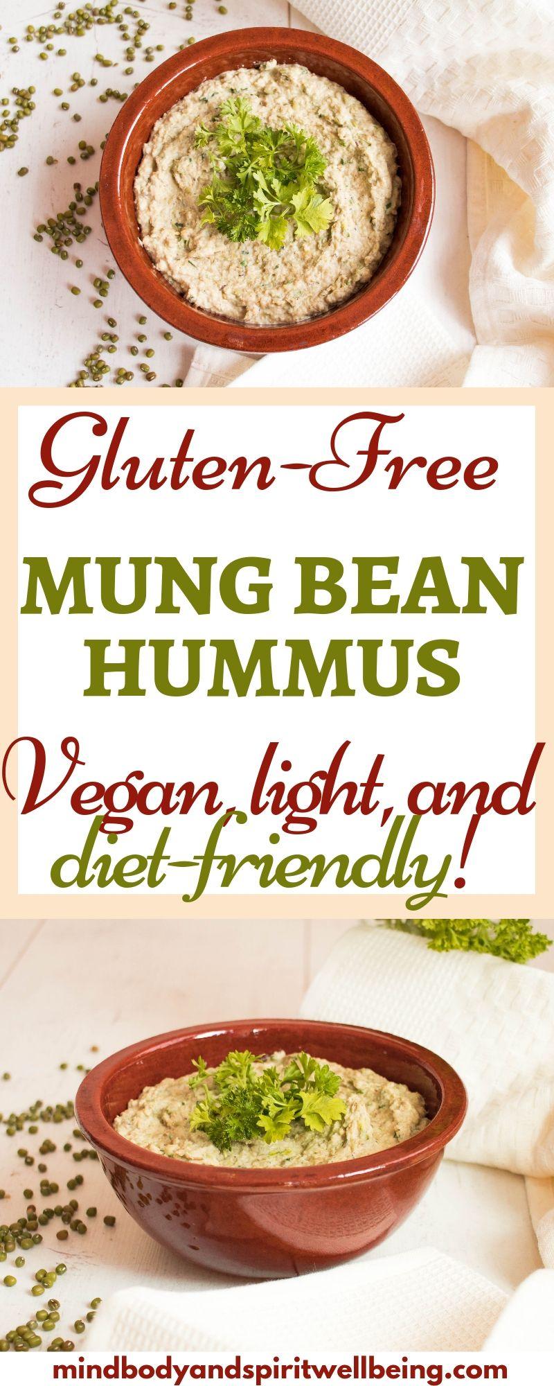 Mung Bean Hummus