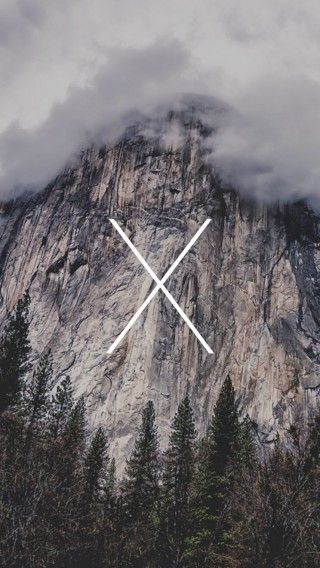 Iphone Wallpaper Apple Yosemite Wallpaper Wallpapers