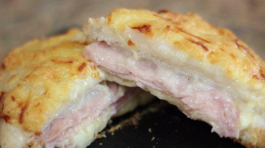 Cómo preparar, paso a paso, el sándwich Croque Monsieur