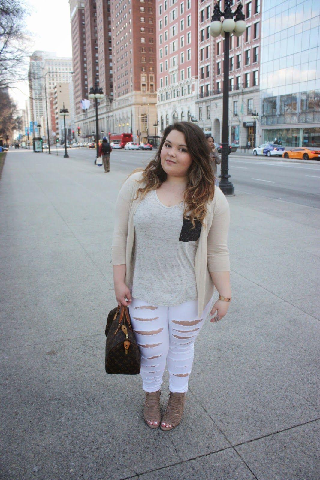Fat Girl On Pole