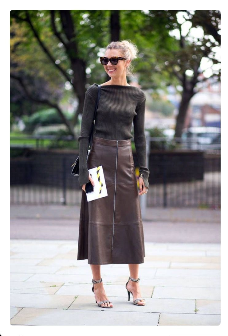 Fashion style Trends skirts mode pictures for lady