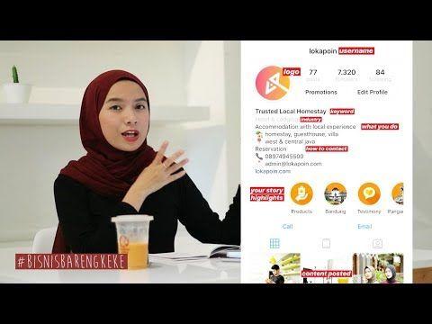 CARA JUALAN DI INSTAGRAM 2019 - Bisnis Bareng Keke #6 ...