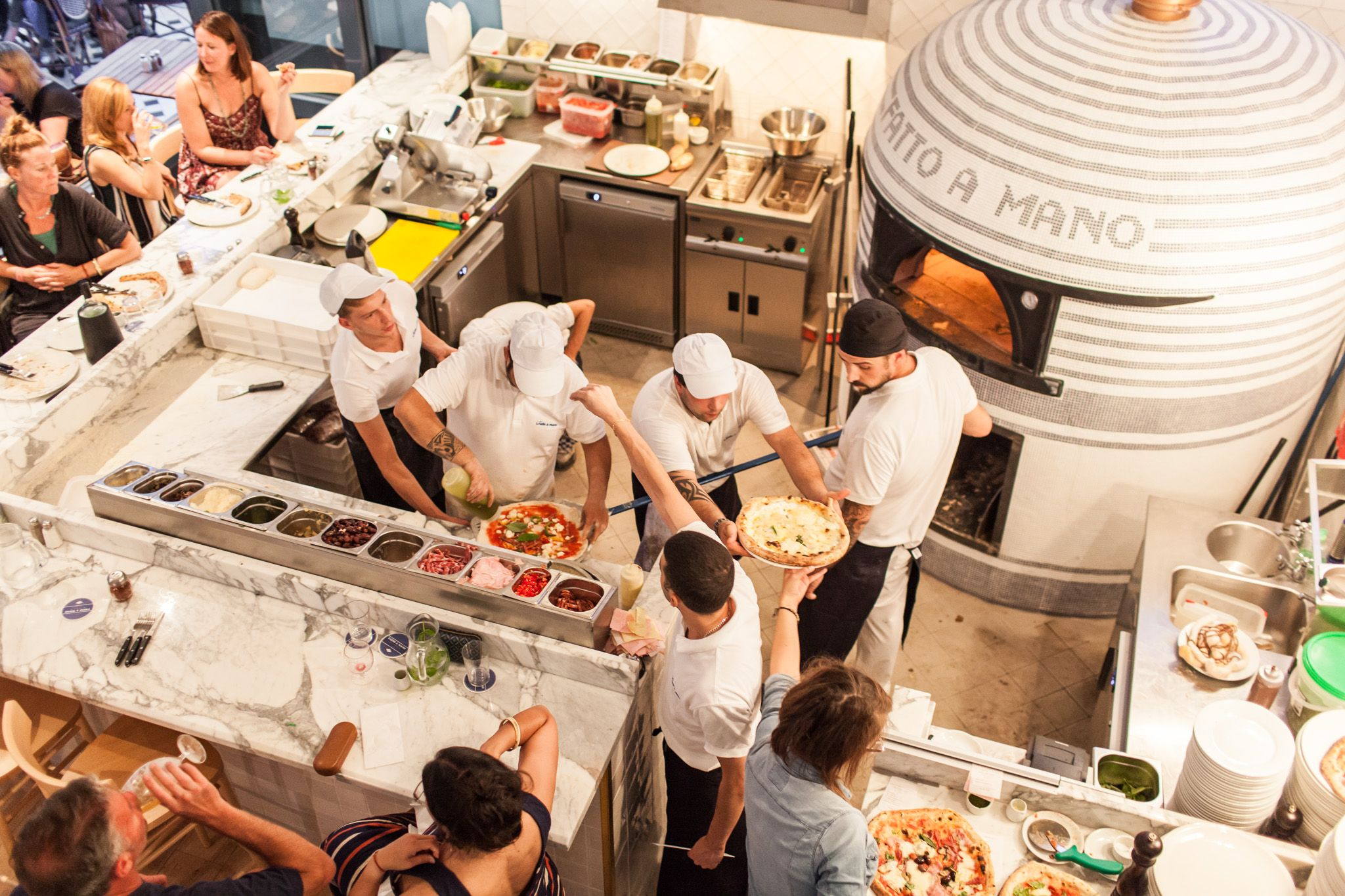 Fatto A Mano - Hove Napoli 1500 | pizza fırını | Pinterest | Stone ...