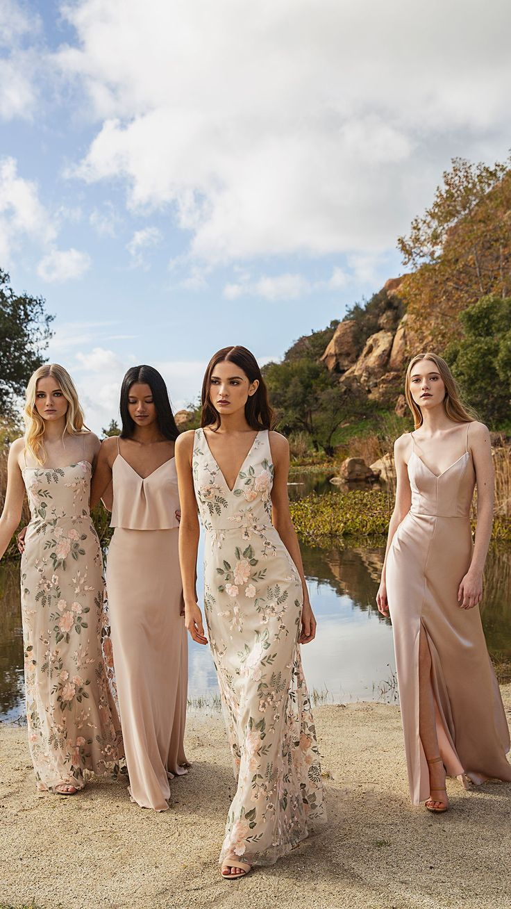 Chic And Sultry Bridesmaids Dresses You Ll Definitely Want To Wear