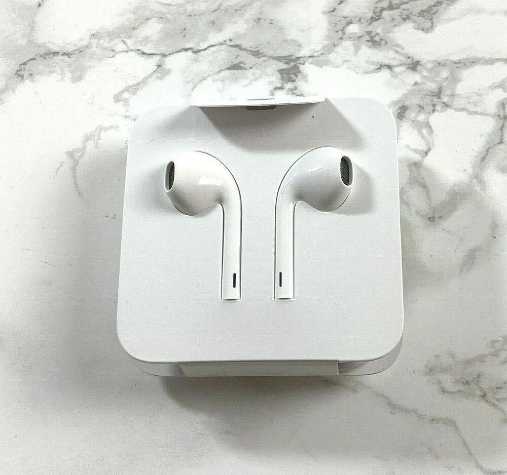 Details about apple earpods headphones lightning connector