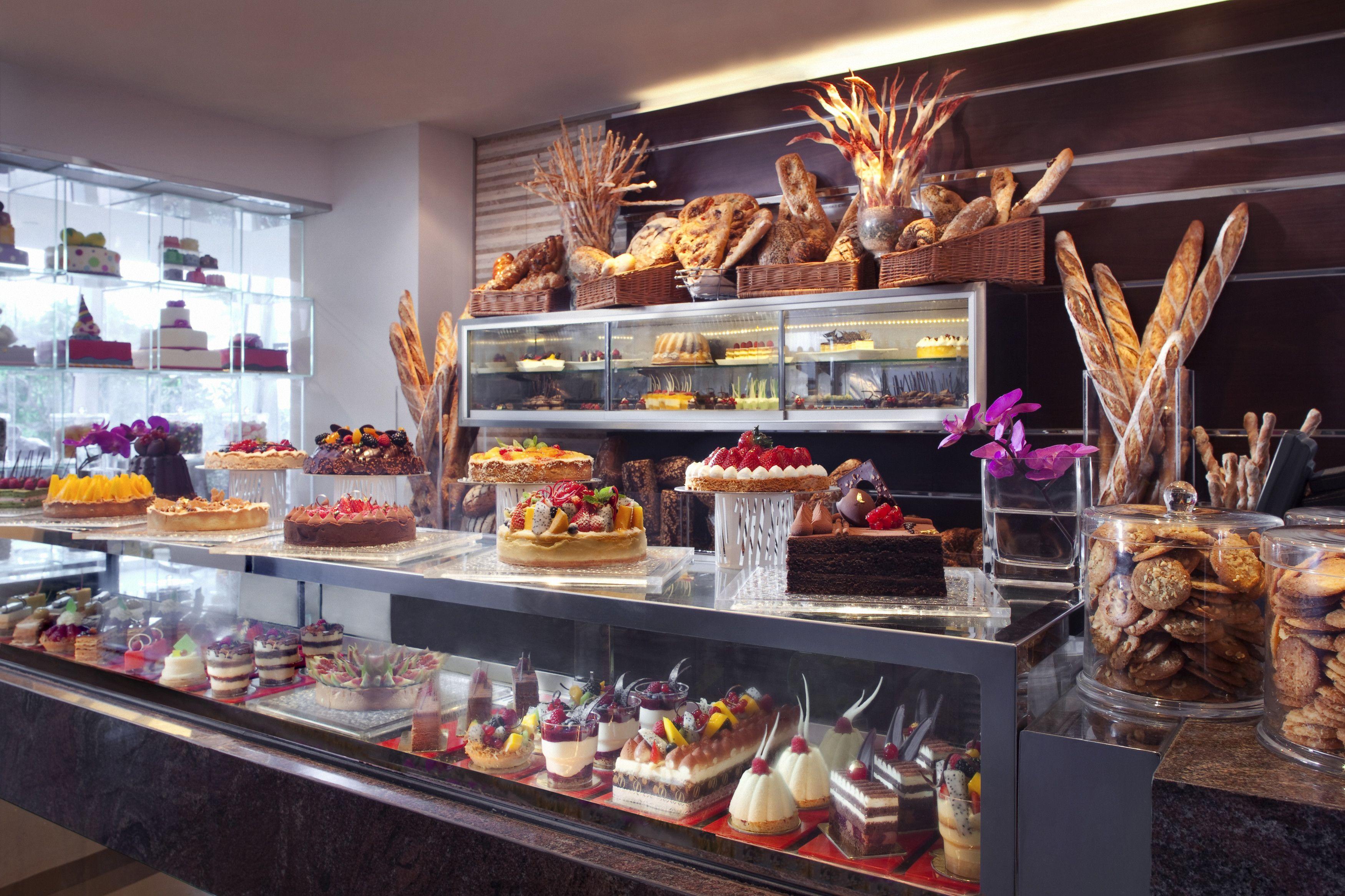 Jumeirah Beach Hotel Dubai Restaurants Laude Creations Bakery Cake