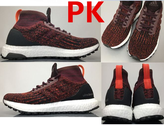 "c021f5450a6 south korea Adidas Ultra Boost ATR Mid ""Burgundy"" S82035 pk exclusive  wholesale suppliers original"