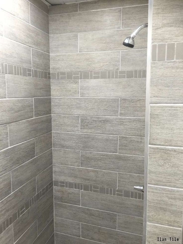 Tile is too grey, but like this tile with the simple accent ...