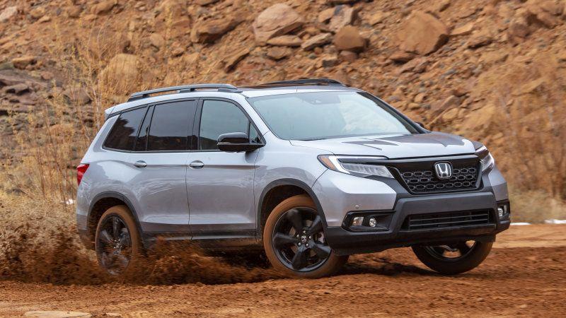 Honda applies for 'Trailsport' trademark in 2020 Honda