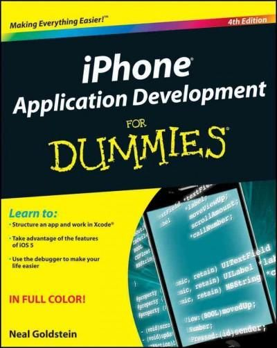 Iphone Application Development For Dummies Paperback Overstock Com Shopping The Best Deals On Hardware Iphone Applications Music Games