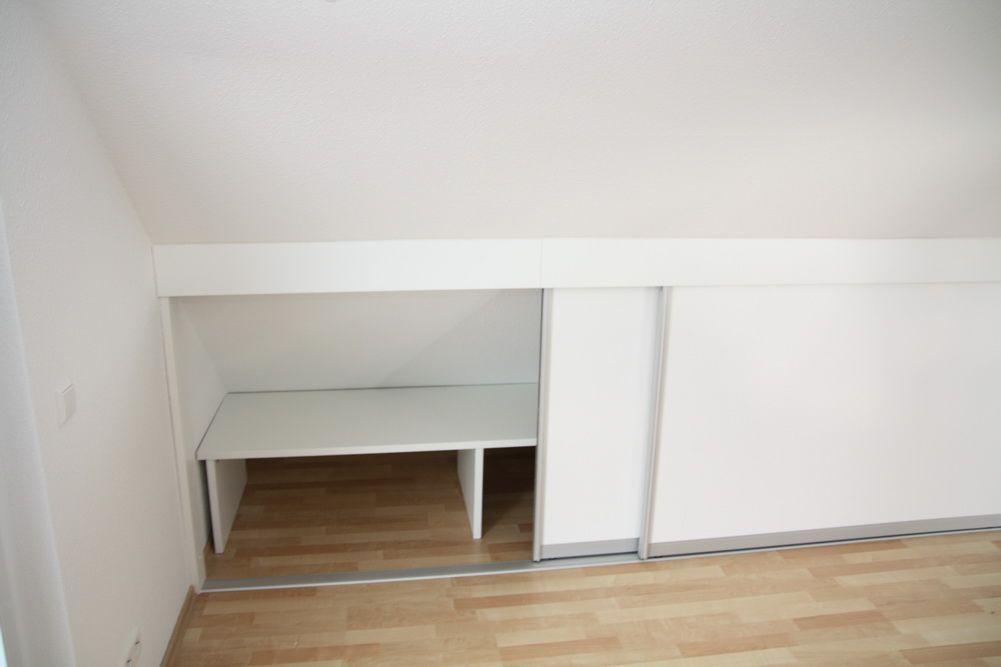 möbel für mansarden - Google-Suche Boyu0027s room    attic - kleiderschrank schiebeturen stauraumwunder