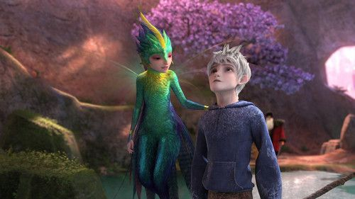 Rise of the Guardians Jack Frost & Tooth Fairy