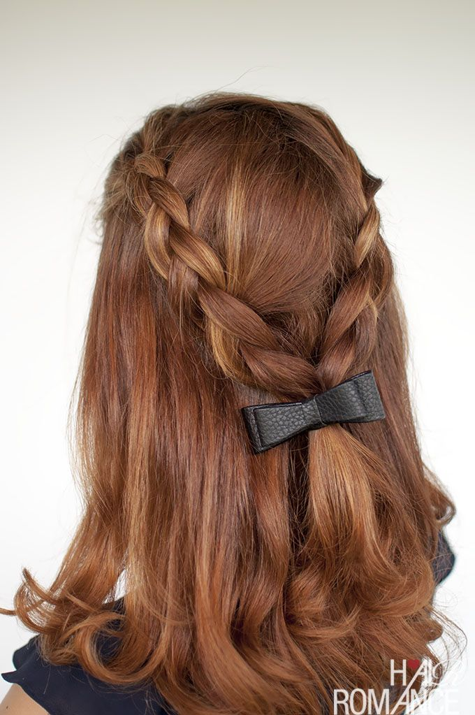 Braid tutorial – two ways and two accessories