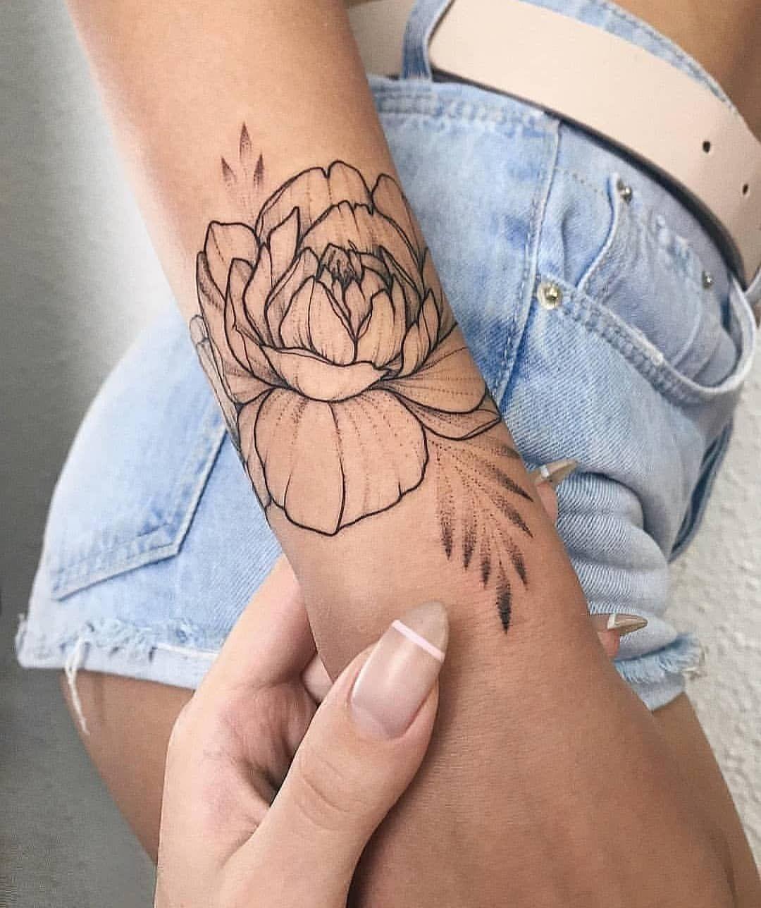 Snygga Tatueringar Tjejer