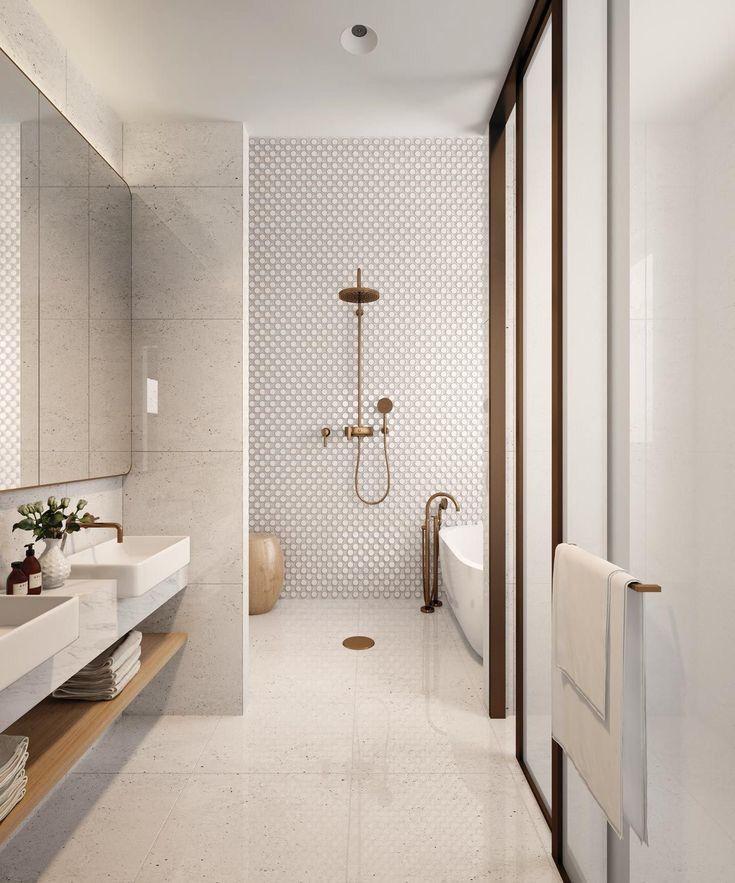 Frannielle Modern Bathroom Design Modern Bathroom Elegant Bathroom Modern bathroom design pics modern