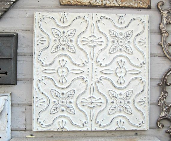 Cool 1 X 1 Acoustic Ceiling Tiles Tall 12X12 Cork Floor Tiles Shaped 16X16 Floor Tile 18 Ceramic Tile Youthful 24 X 24 Ceramic Tile Soft2X4 Tin Ceiling Tiles 2x2 Antique Ceiling Tin Tile. Circa 1910. Architectural Salvage ..