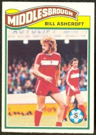 Billy Ashcroft 1978