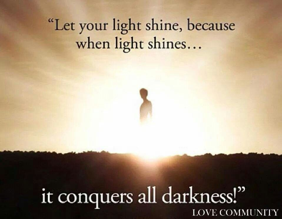 Light Conquers Darkness Sacred Art Great Quotes Catholic Faith