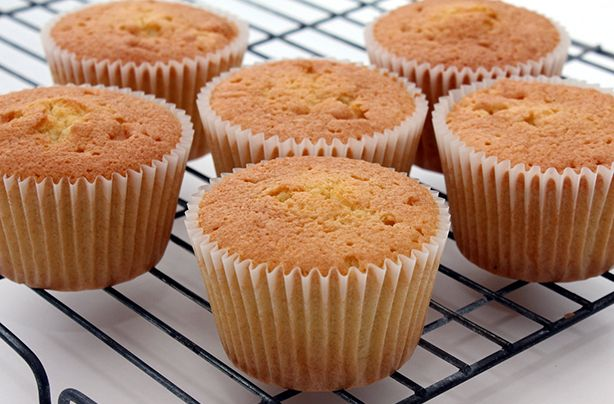Basic cupcakes are such a simple bake that's great for making with kids - plus you can decorate them however you like!