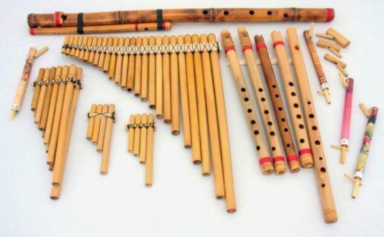 Instrumentos Musicales De Viento 3 Instrumentos Musicales En