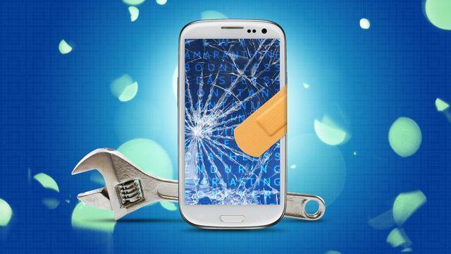 Fix A Broken Iphone Screen For Under 20 Right Now Smartphone Repair Diy Repair Phone