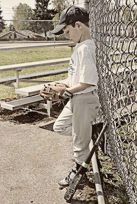 Photo of Double L Photography: Baseball Boy