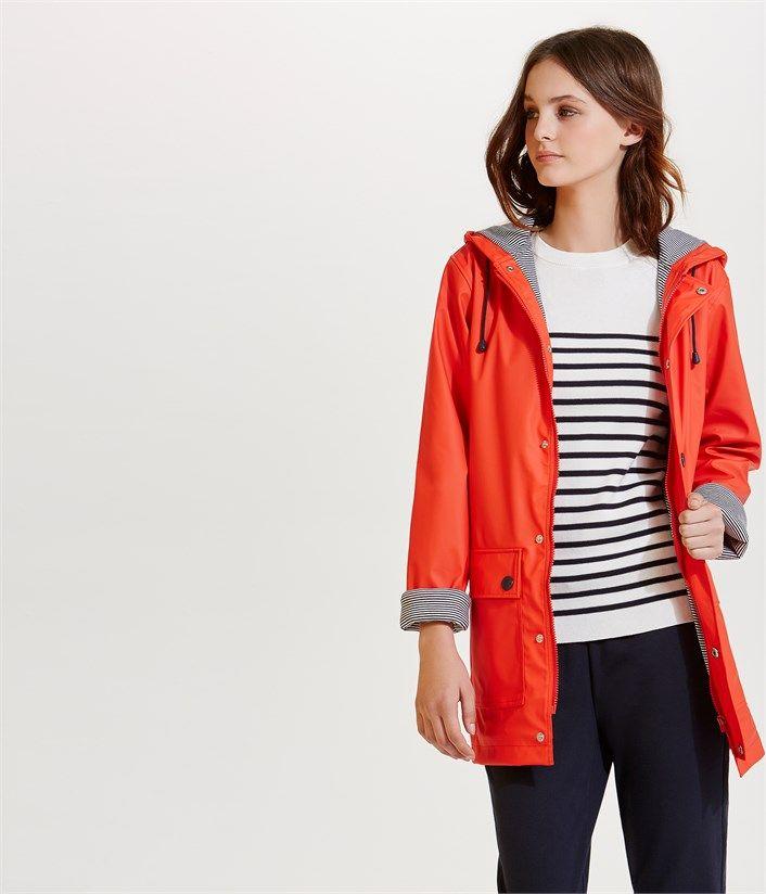 130€ Ciré imperméable femme - Petit Bateau   Fashion Fix ... b8eb105aecdd