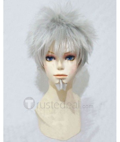 Blue Exorcist Ao no Exorcist Shiro Fujimoto Gray #Cosplay #Wig $23.99 - Anime Hairpiece Cosplay
