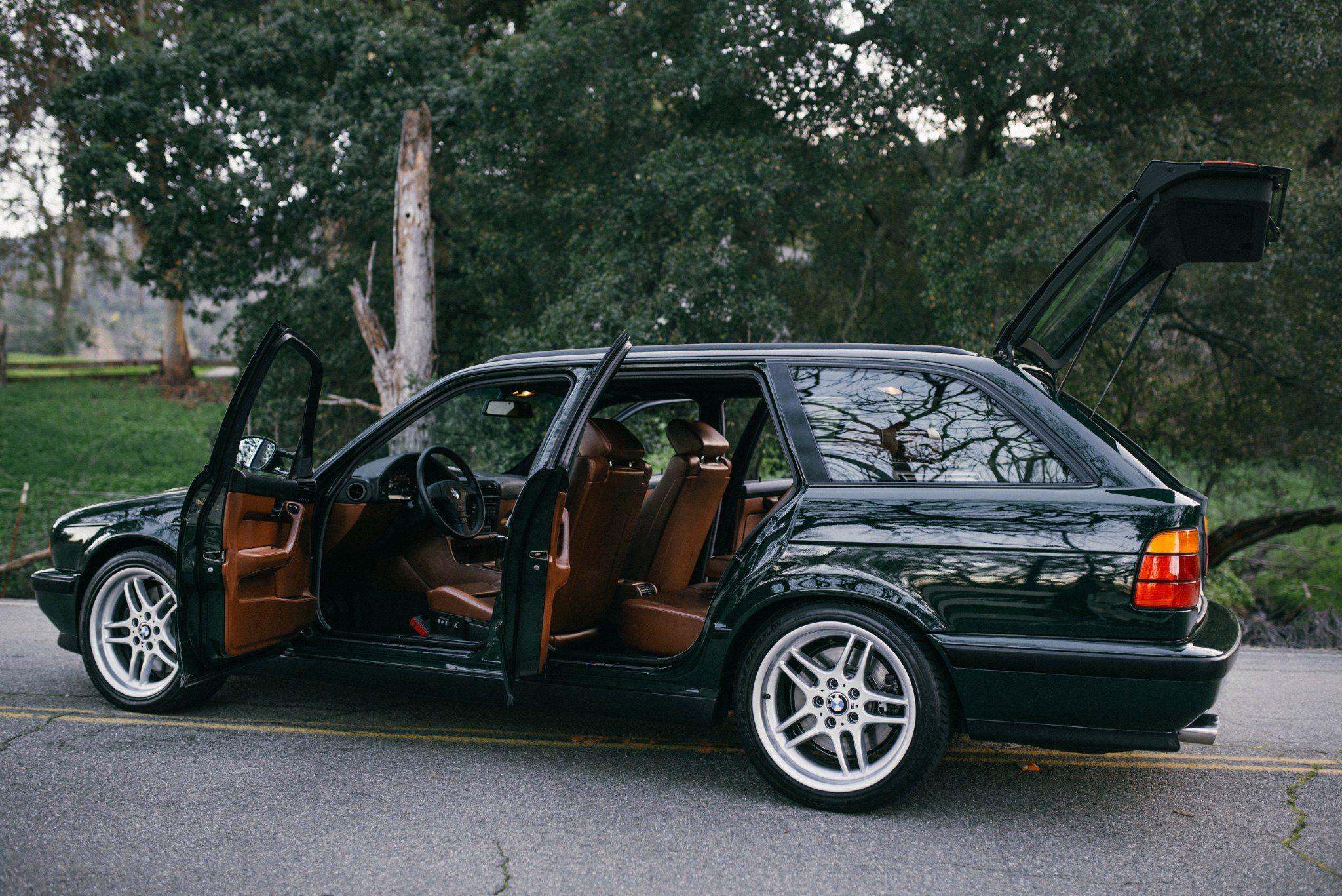 5 Series E34 Touring Bmw Touring Bmw M5 Touring Bmw E34