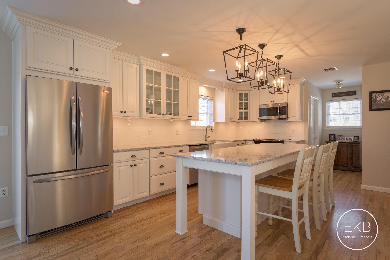 Warwick White Kitchen Silestone Countertops Kitchen White Kitchen