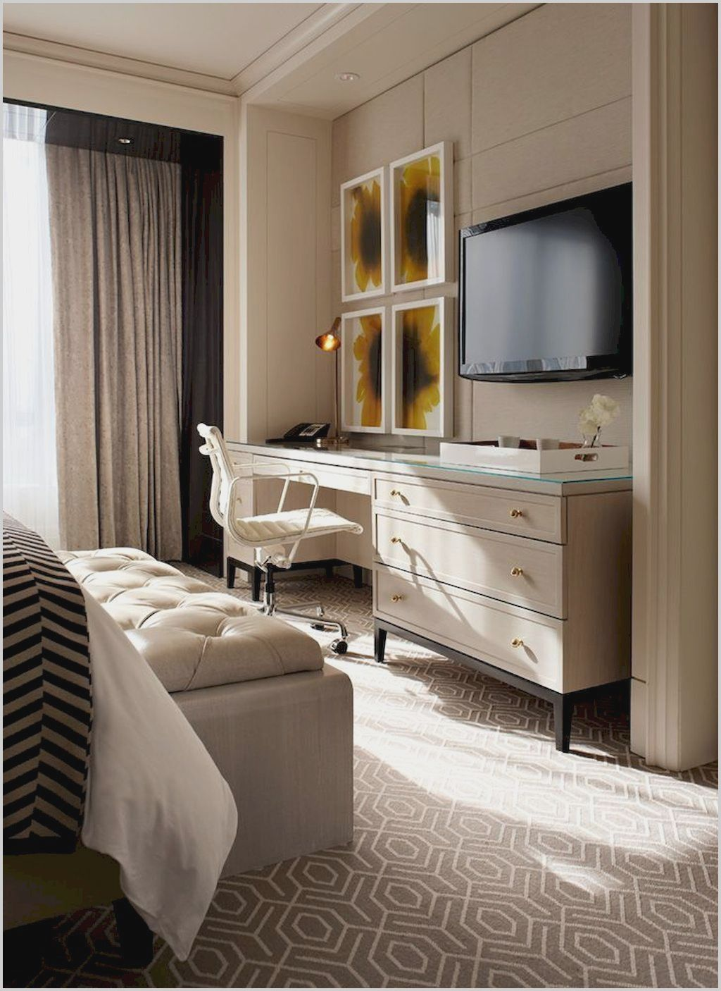 Tv In Small Bedroom : small, bedroom, Television, Small, Bedroom, Master, Bedroom,, Bedrooms, Decor