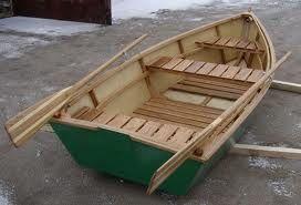 Plywood Rowboat - Handsome | boat making | Pinterest | Boating, Boat ...