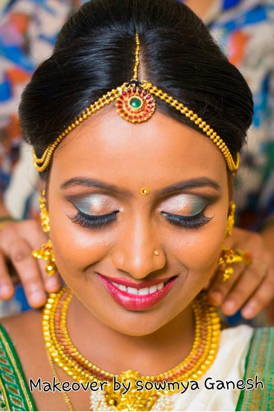 Book Makeovers by Sowmya Ganesh for your wedding Makeup